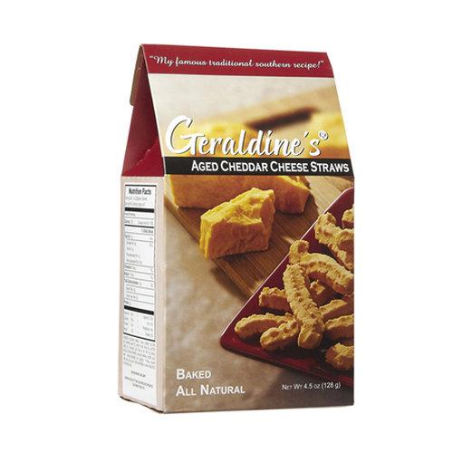 Georgia: Geraldine's Bodacious Food Company's Cheese Straws