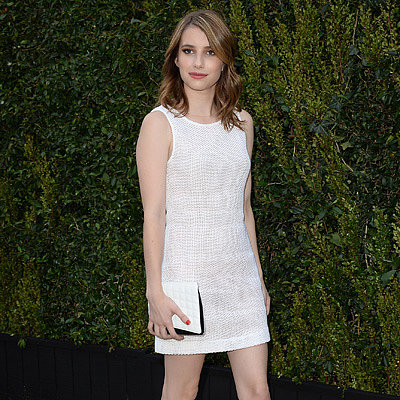 Stylish Celebrities At Chanel NRDC Event: Rachel Bilson
