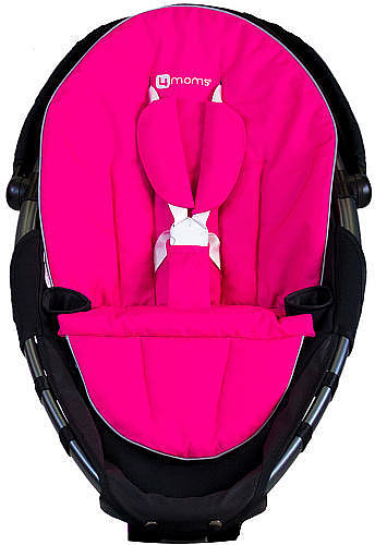 4moms Origami Color Kit Stroller Insert - Pink