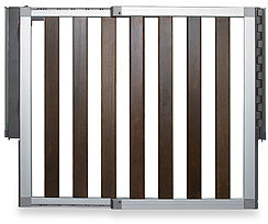 Munchkin LOFT™ Dark Wood Gate