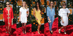 How to Dress for the Polo, By Hollywood's Style Set