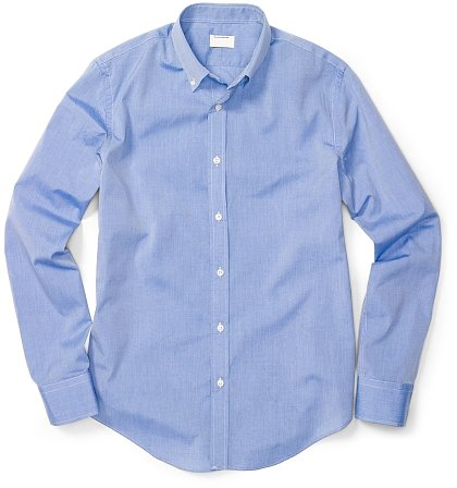 Made in the USA Chambray Shirt