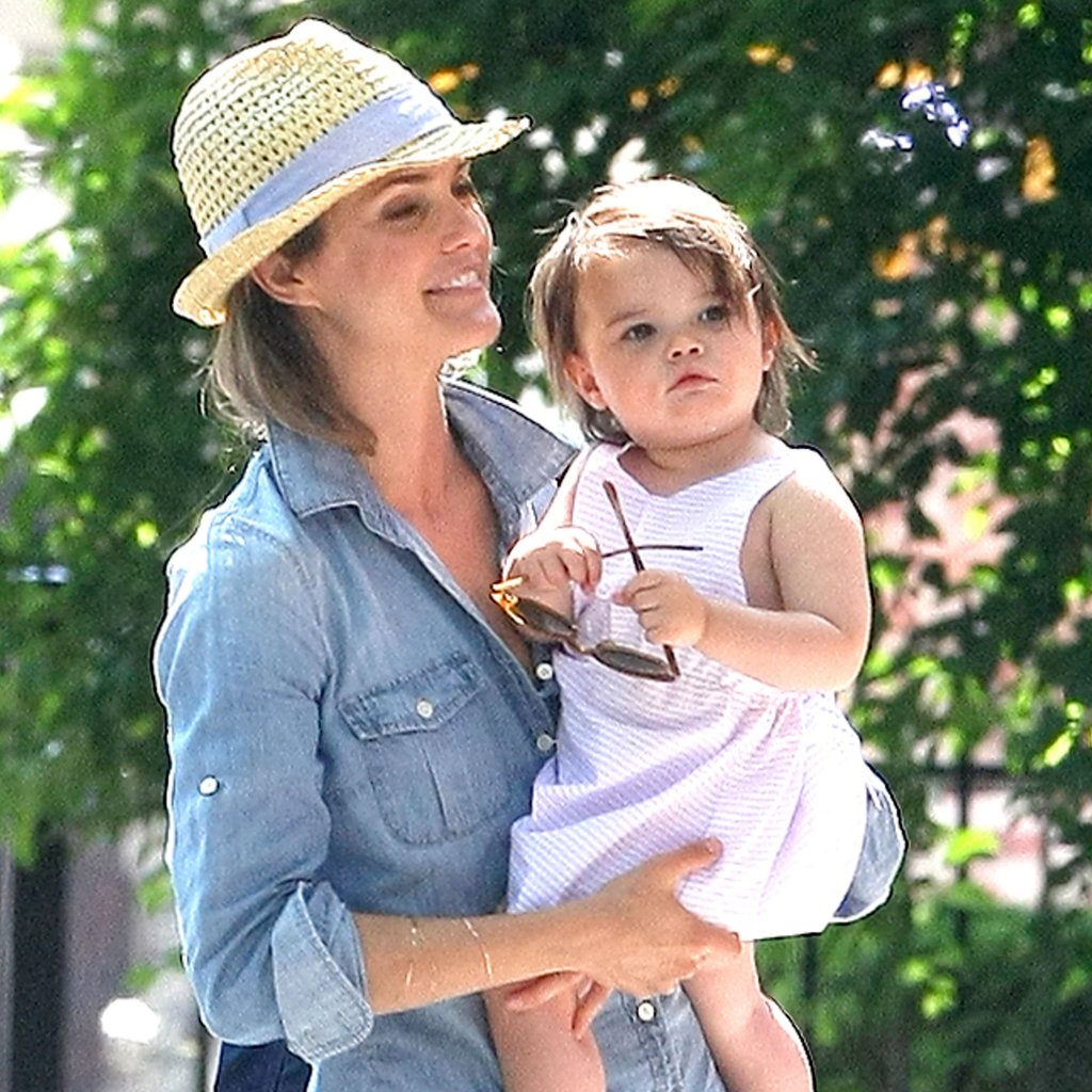 Pictures Of Keri Russell's Daughter Willa Deary