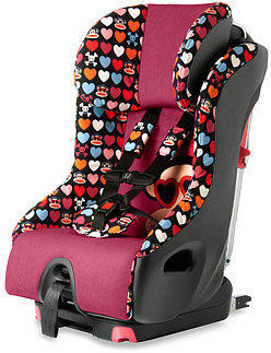 Clek Foonf Convertible Car Seat - Paul Frank® Heart Shades