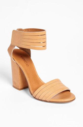 Vince 'Lara' High Sandal (Retail Price: $375)