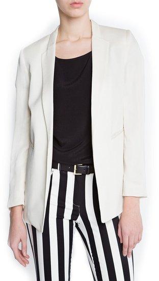 Minimalistic blazer