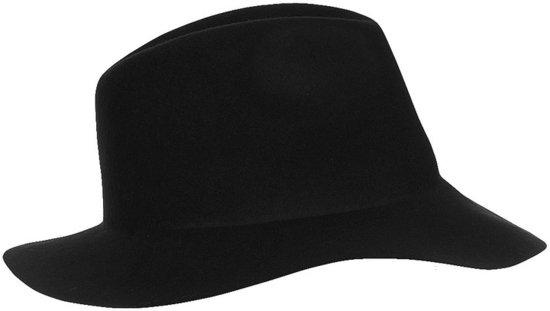Clean Edge Fedora Hat