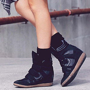 Best Wedge Sneakers | Shopping
