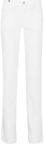 Notify Opium high-rise flared jeans