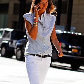 White Jeans | Shopping