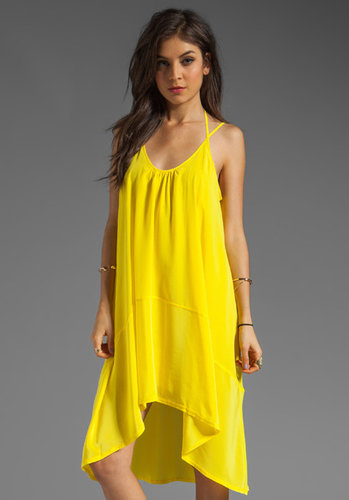 Plenty by Tracy Reese Soft Solids Tent Tank Dress
