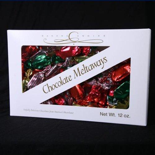 Nebraska: Bakers Chocolate Meltaways