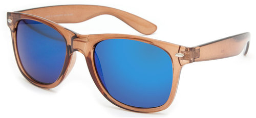 BLUE CROWN Gradient Sunglasses