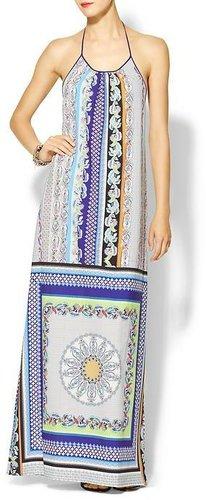 Clover Canyon Gandhi Scarf Dress