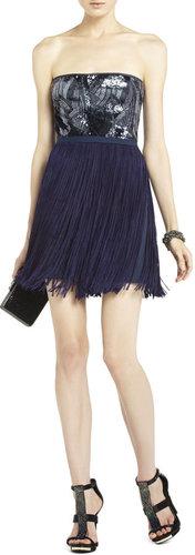 Adelaine Sequin Dress with Fringe