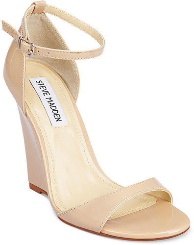 Steve Madden Women's Shoes, Reeldeal Wedge Sandals