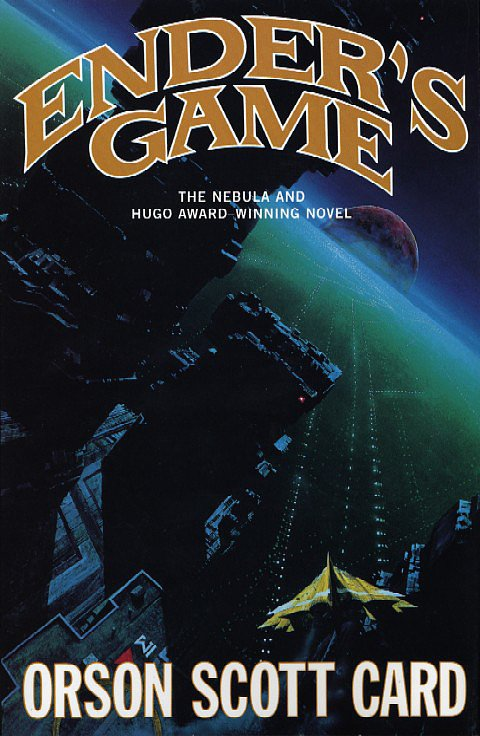 a character analysis of ender in enders game by orson scott card Work on movie based on popular orson scott card novel is under way in new  orleans get a read on each character and who's set for each.