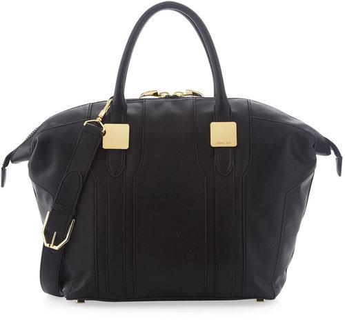 Rachel Zoe Morrison Medium Tote Bag, Black