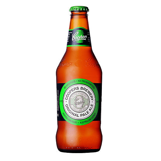 Coopers Original Pale Ale Per 375ml Bottle. . .