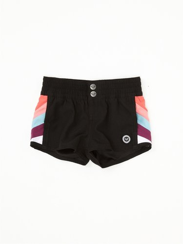 Girls 2-6 Line Up Boardshorts