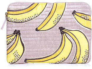 Lizzie Fortunato Safari bananas clutch