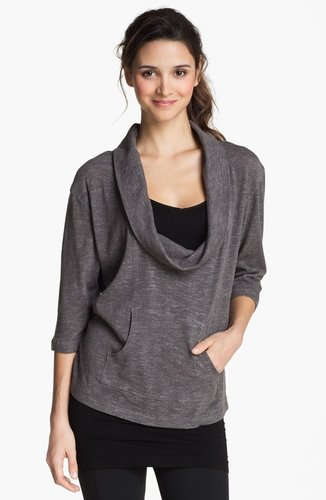 Alo 'Lucidity' Drape Neck Top