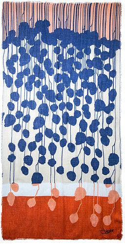 Diane Von Furstenberg Hanover scarf