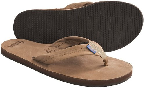 Rainbow Sandals College Sandals - Flip-Flops, Leather (For Men)