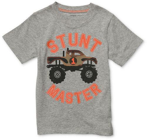 Carter's Kids Shirt, Little Boys Short Sleeve Tee