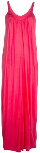 Velvet 'Carmela' maxi dress
