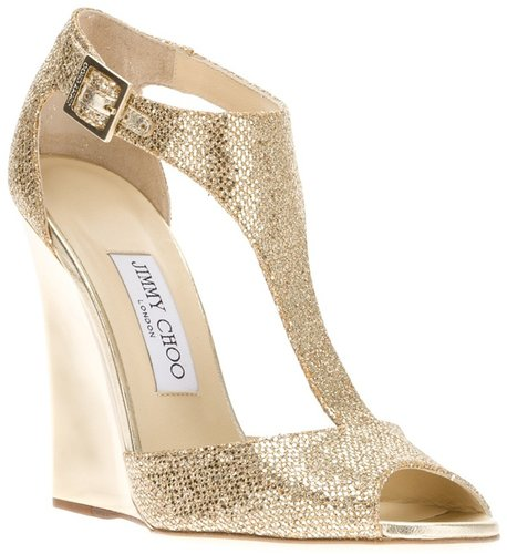Jimmy Choo 'Tweak' wedge sandal