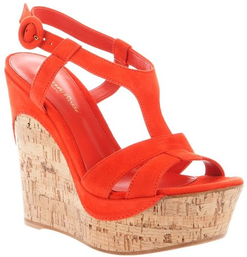 Gianvito Rossi wedge sandal