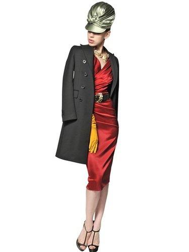 Heavy Wool Coat