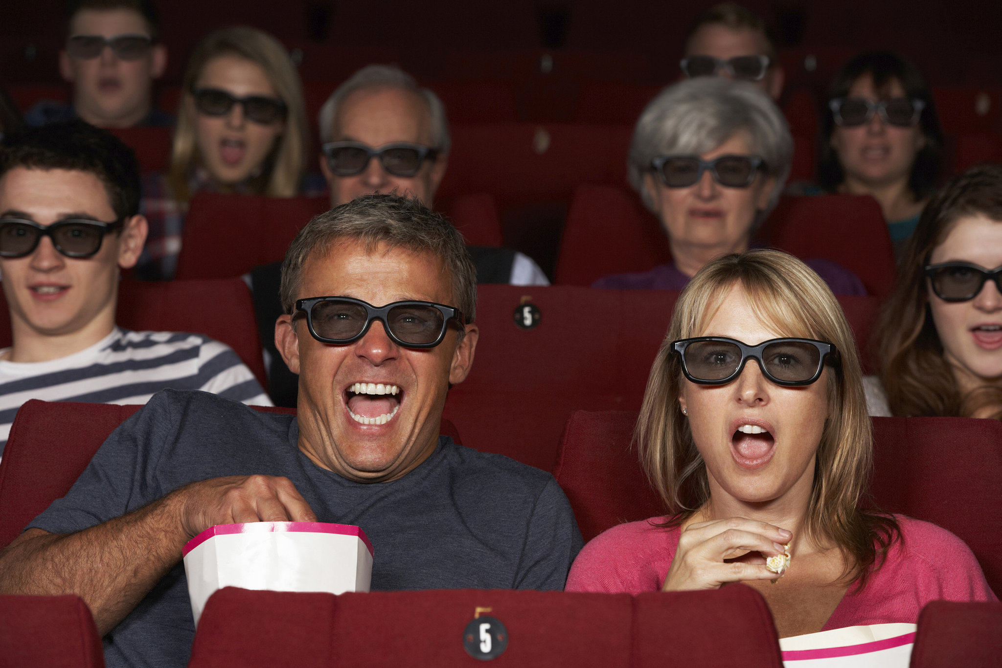 Movie Theaters and Malls