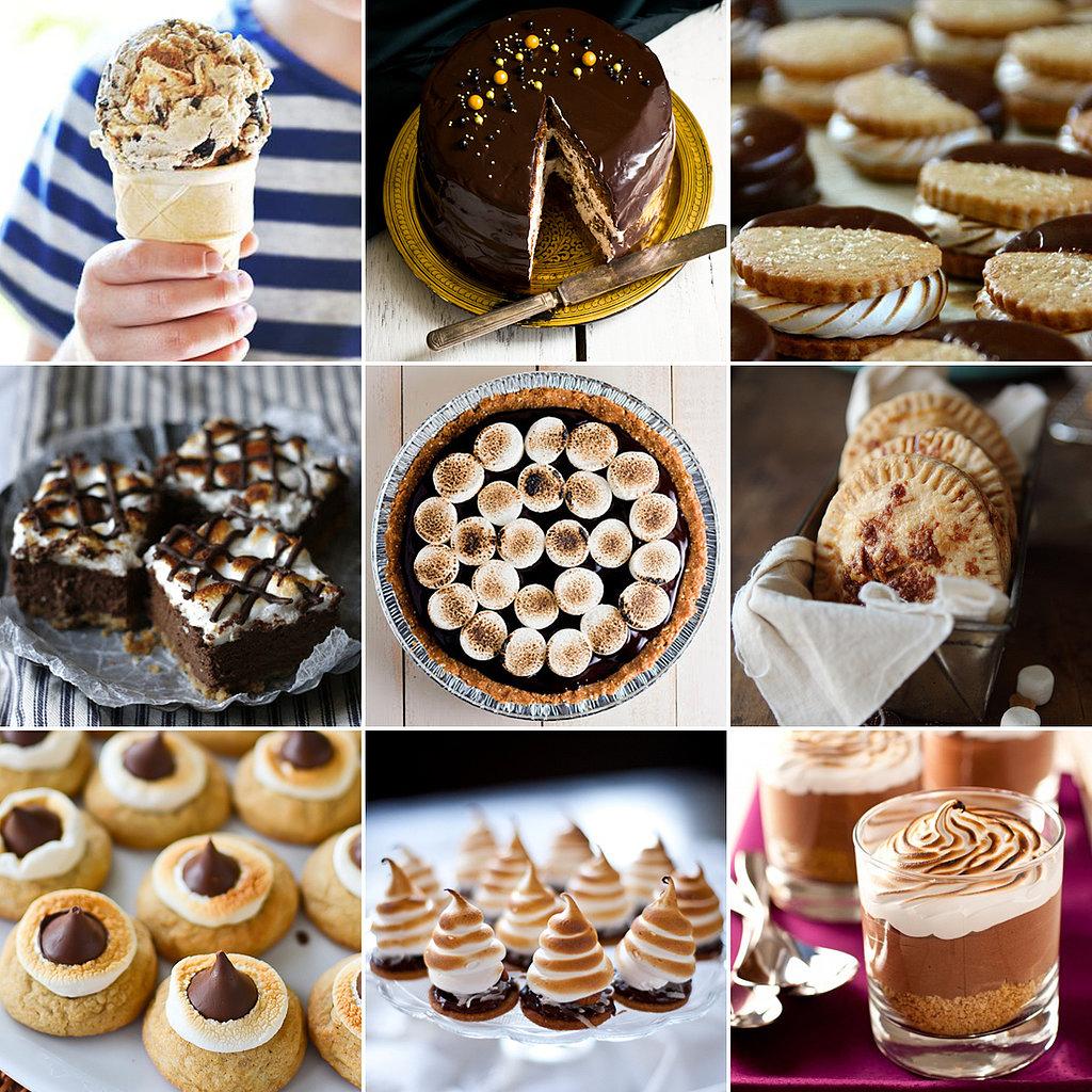 mores Desserts | POPSUGAR Food