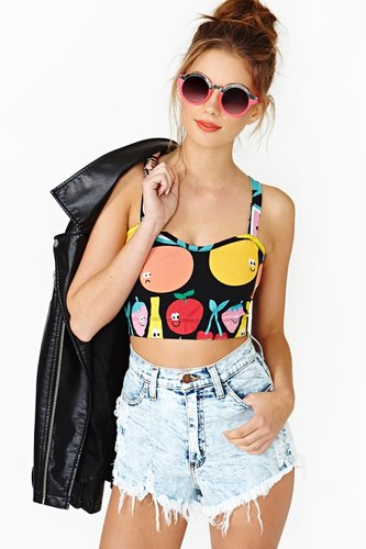Fruity Bustier