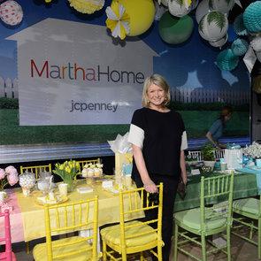 Martha Stewart's Party Planning Tips