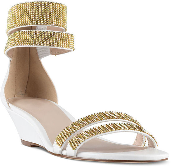 Truth or Dare by Madonna Truth or Dare Shoes, Tedrosa Demi Wedge Sandals