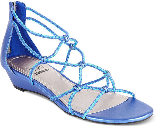 Impo Shoes, Raylee Wedge Sandals
