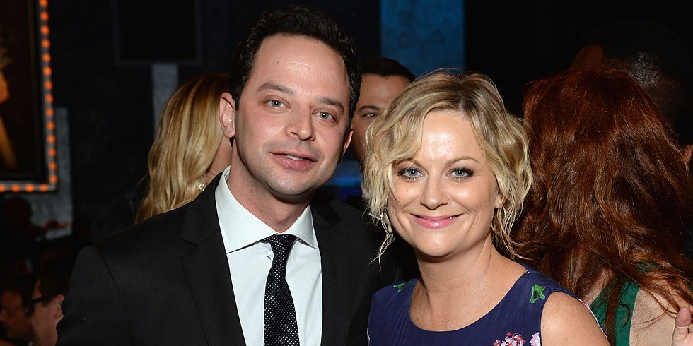 Video: Amy Poehler and Nick Kroll Go Public! Get to Know Her New Man