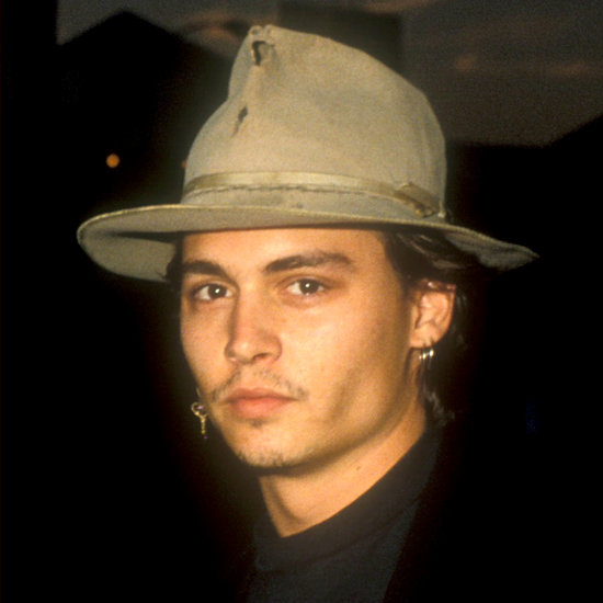 Pictures of Johnny Depp Over the Years