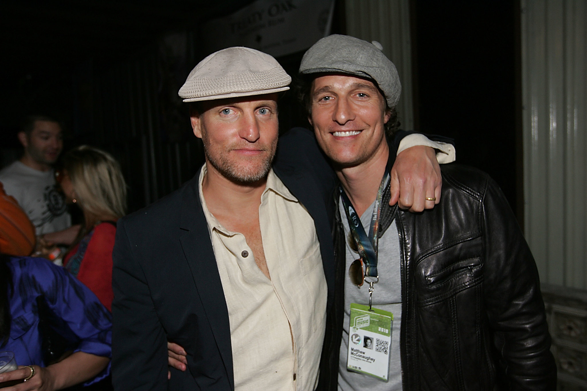 Woody Harrelson and Matthew McConaughey have been longtime friends, and they recently took their relationship to the small screen. Woody and MM were TV costars for the first time in HBO's True Detective, after working together on the big screen in both Edtv and Surfer, Dude.