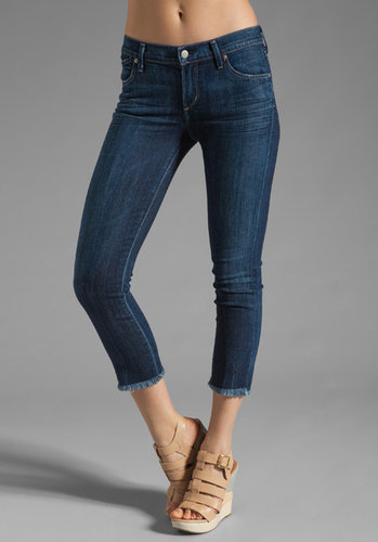 Citizens Of Humanity Jeans Avedon Ultra Skinny Cut Off