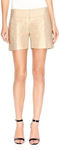 Cassidy Shimmery Woven Shorts