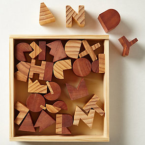Anthropologie Kids Gifts