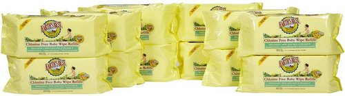 Earth's Best TenderCare Baby Wipes Refill 864ct.
