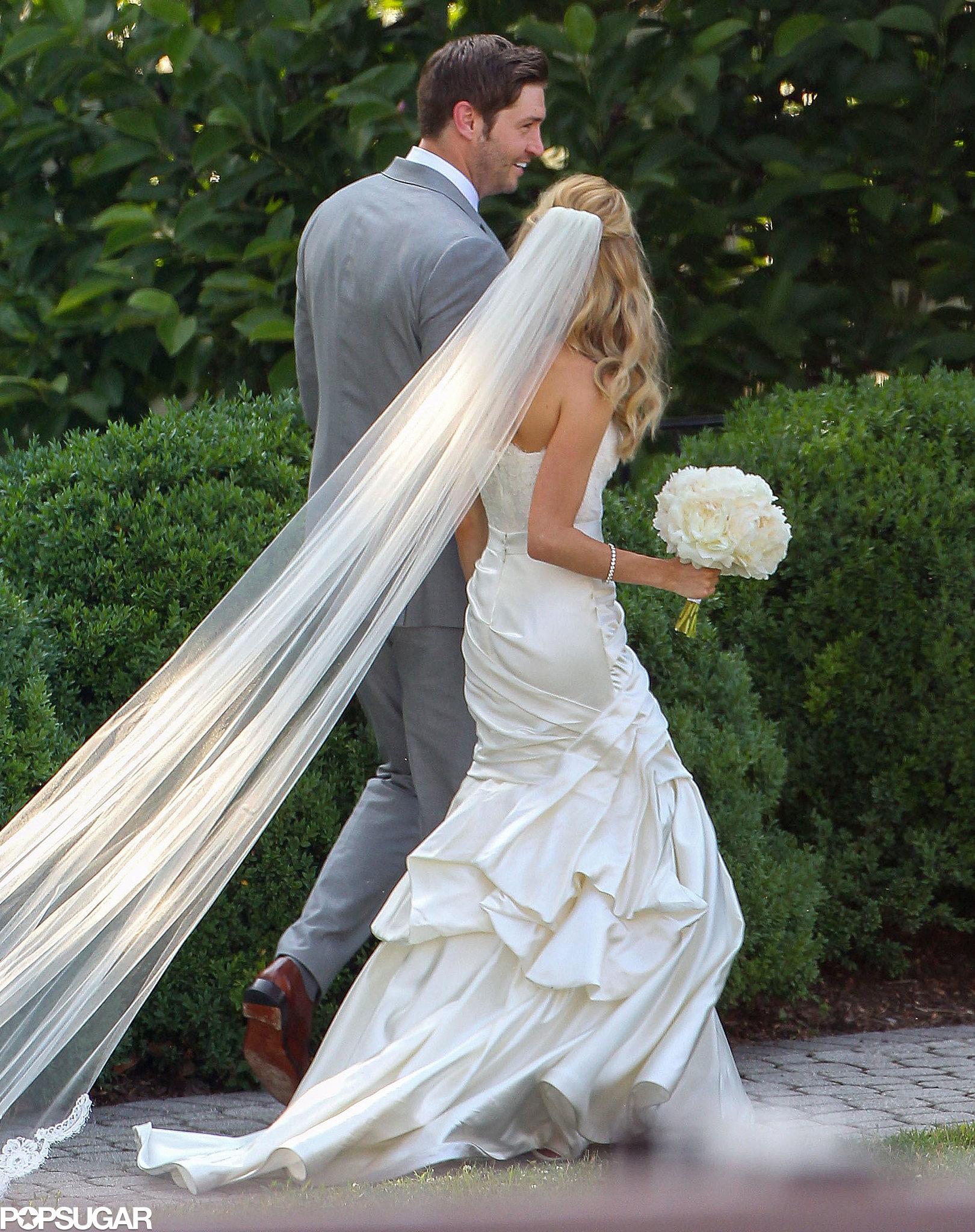 Kristin Cavallari and Jay Cutler tied the knot in Nashville.