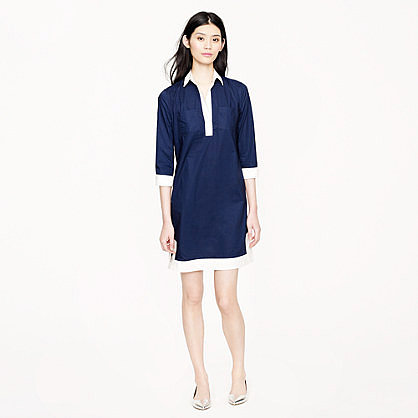 Camp tunic dress