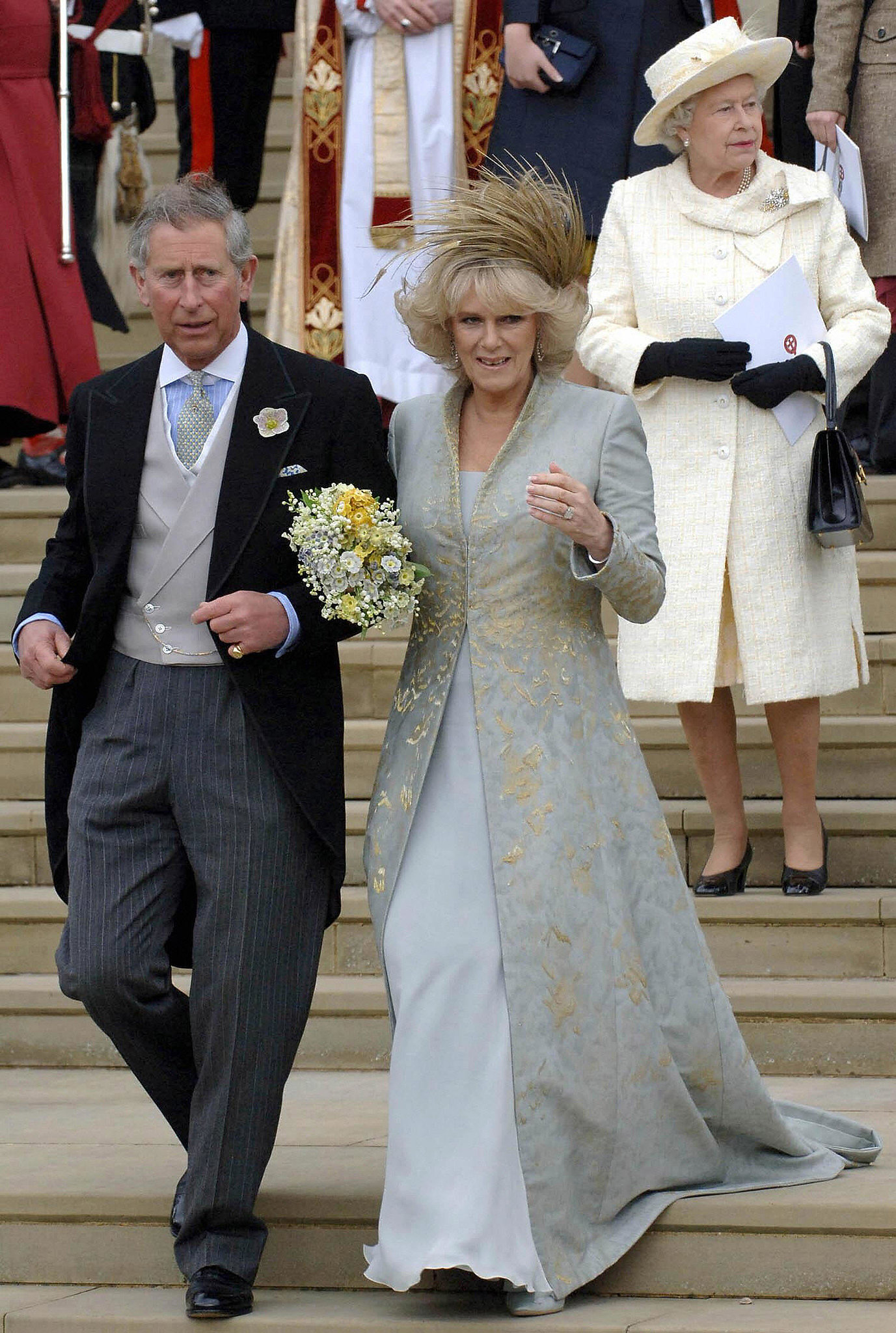 Prince Charles And Camilla Parker Bowles The Bride