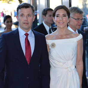 Princess Mary and Prince Frederik in Copenhagen Pictures
